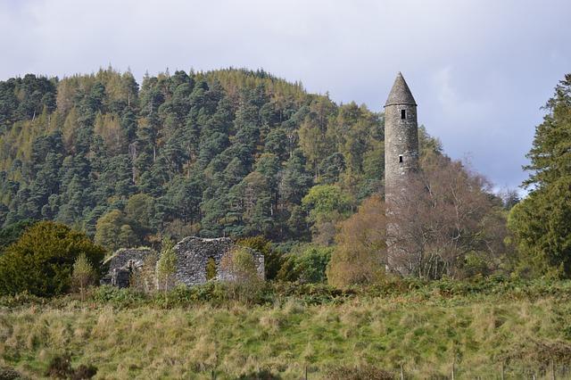 Glendalough Powerscourt Tour