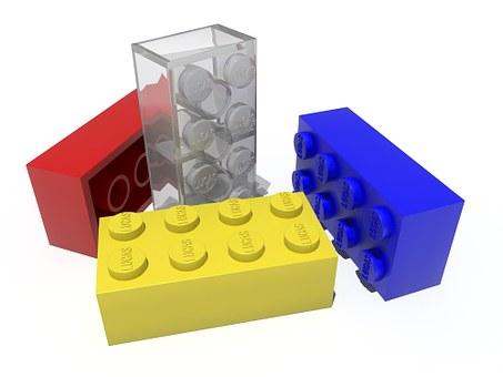Lego, Lego Blocks, Stones, Toys