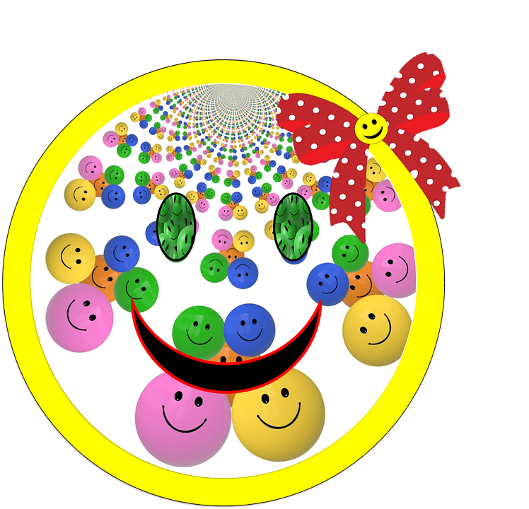Free illustration: Smiley, Girl, Face, Happy, Icon - Free ...