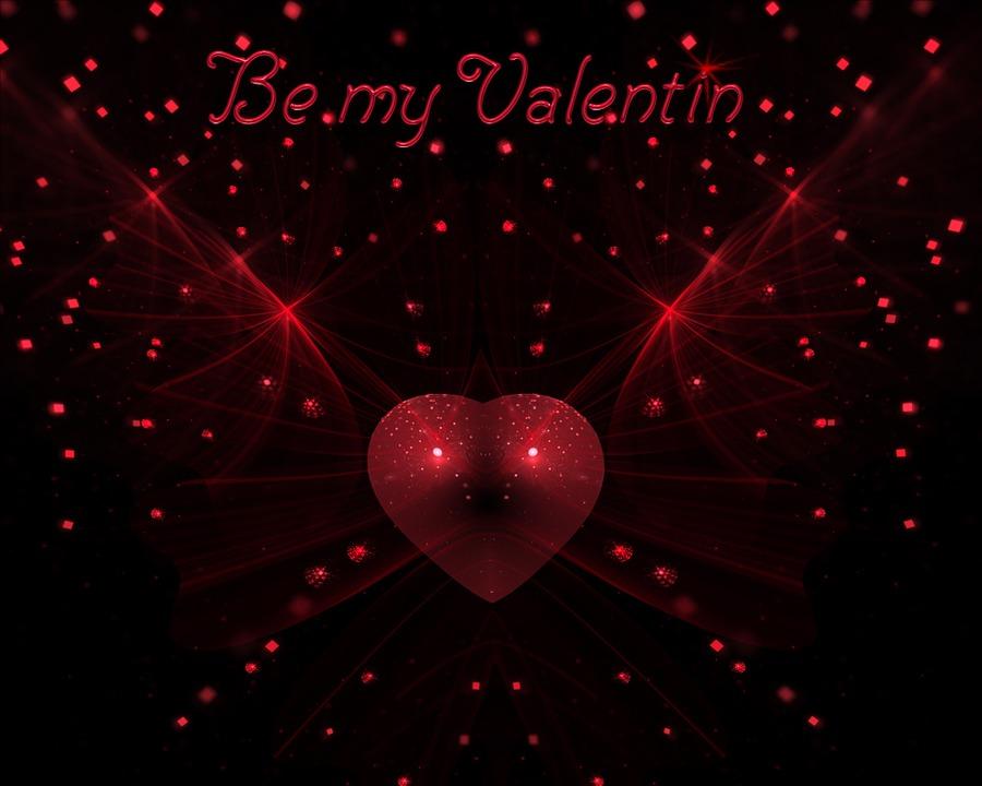 Valentin Valentinstag Liebe Herz Romantik
