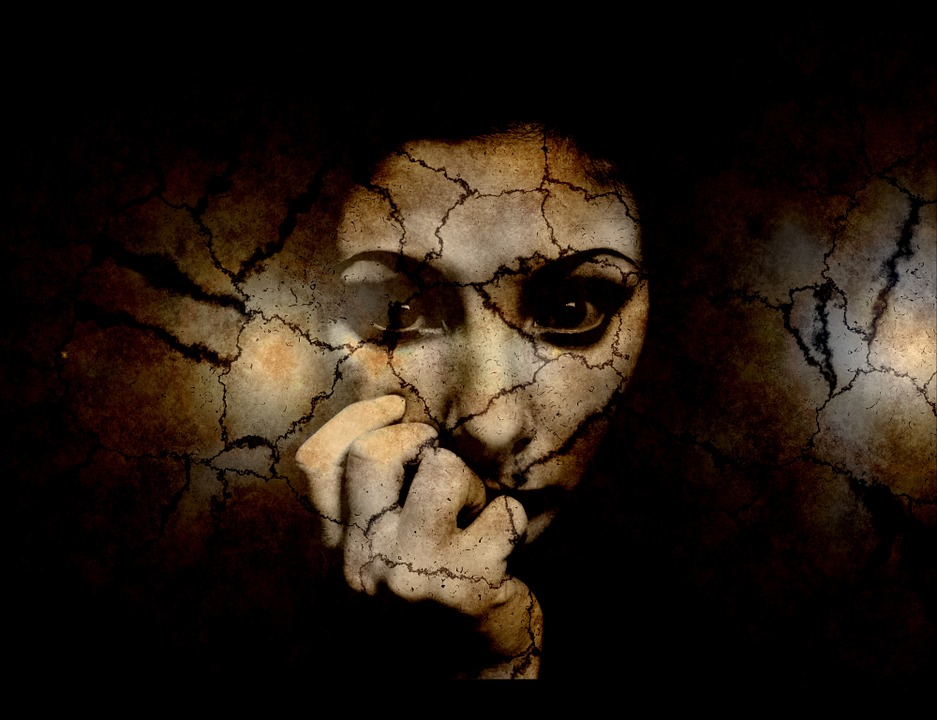 Fear Woman Crack - Free image on Pixabay