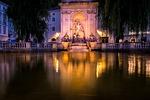 fountain, austria