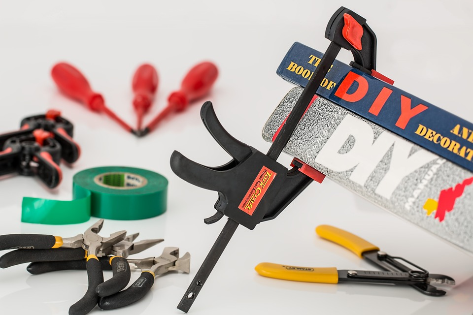 Diy, 日曜大工, 修理, ホームの改善, 趣味, ツール, 機器, 手動, ペンチ, 便利屋, 家, 修正
