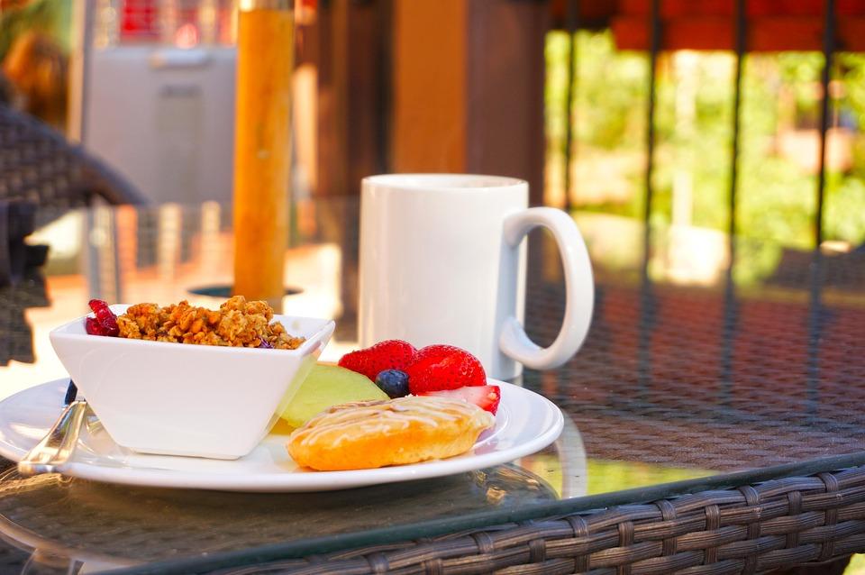 Souvent Photo gratuite: Petit Déjeuner, Café, Muffin - Image gratuite sur  QZ35