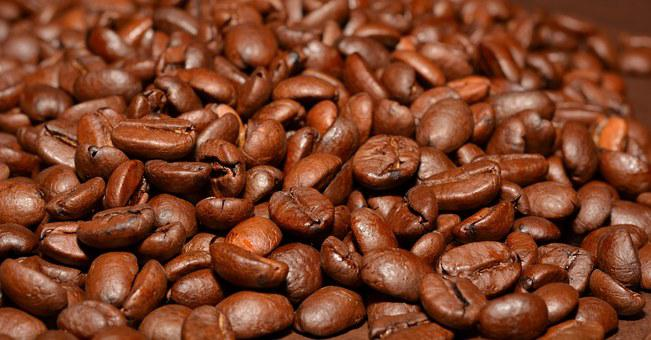 Coffee Beans, Roasted, Aroma, Caffeine