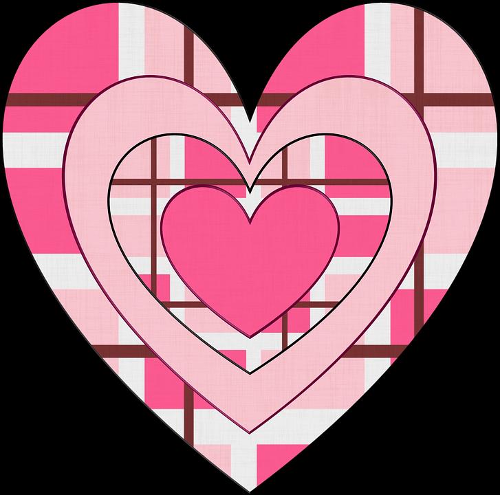 Valentine Heart Pink · Free image on Pixabay