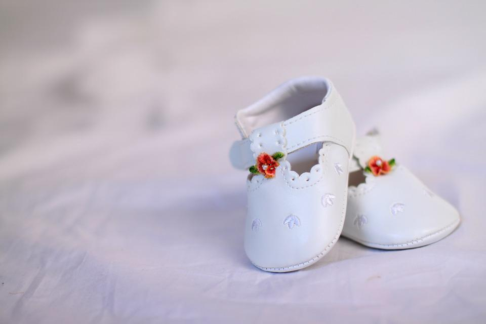 huge discount b68ae 5c128 Shoes Baptism Schühchen - Free photo on Pixabay