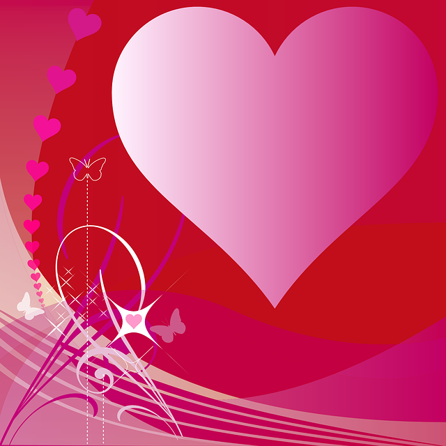 Free Vector Graphic Valentine Heart Course Free Image