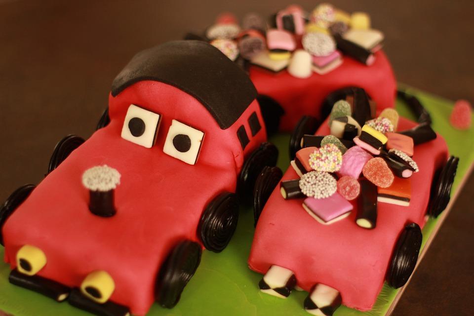 Kuchen Zug Candy Kostenloses Foto Auf Pixabay