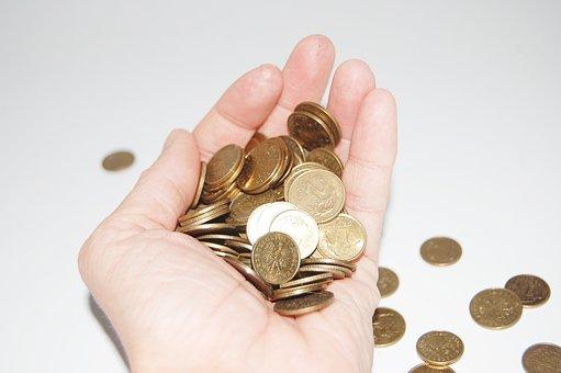 Dinero, Dinero En La Mano, Caja Fuerte