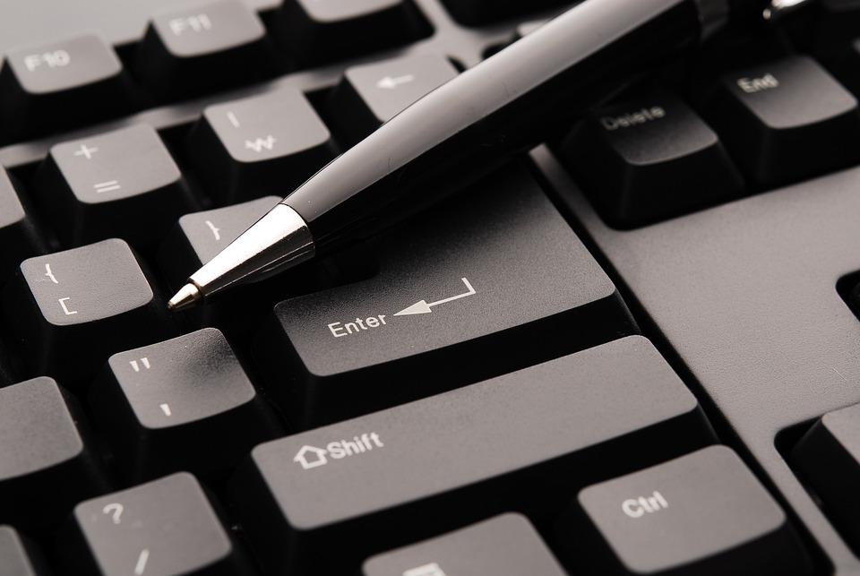 Keyboard Pen Plan 183 Free Photo On Pixabay