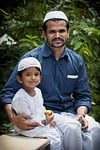 father, ramazan