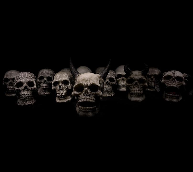 Cool Skull Wallpaper HD - WallpaperSafari