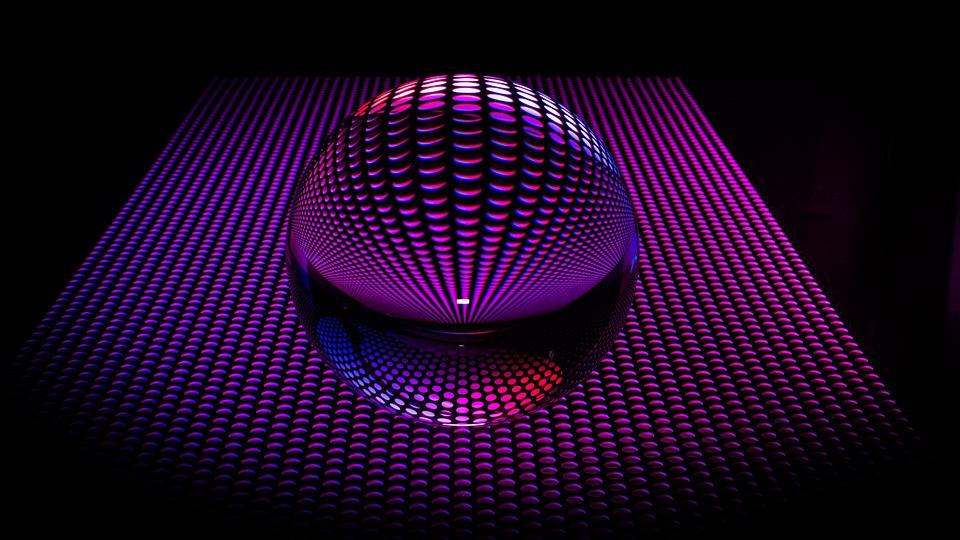 Glass Ball Light Photo 183 Free Image On Pixabay