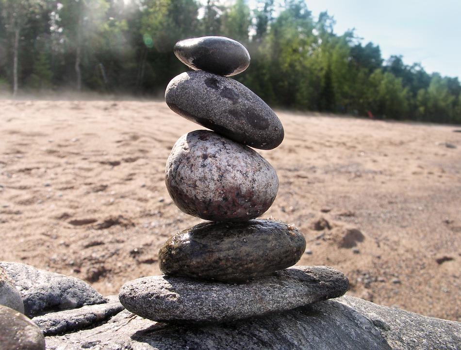cairn nature stones free photo on pixabay