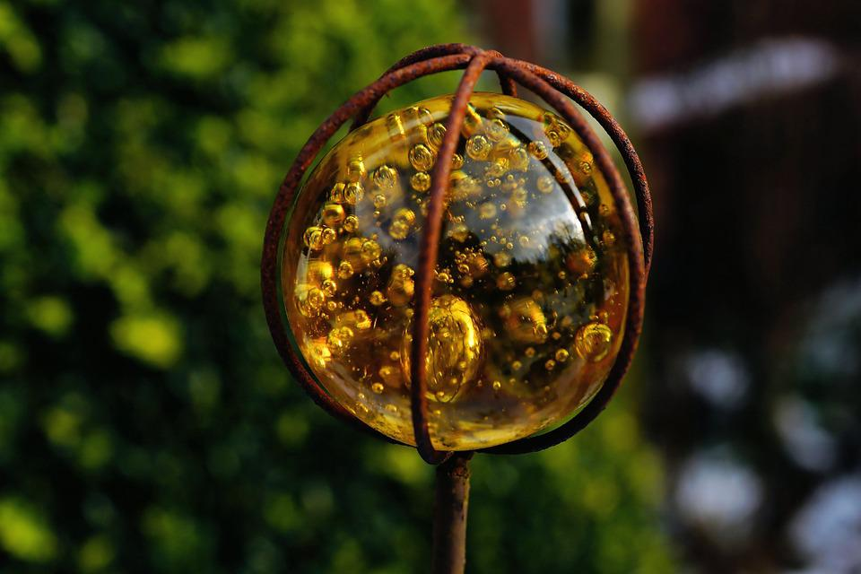 gelbe, kugel - kostenlose bilder auf pixabay, Gartenarbeit ideen