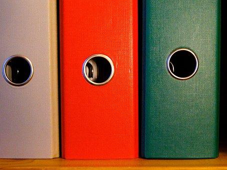 フォルダー、連邦フォルダー、ファイル、アーカイブ