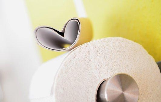 Toilet Paper Paper Consumption Environment