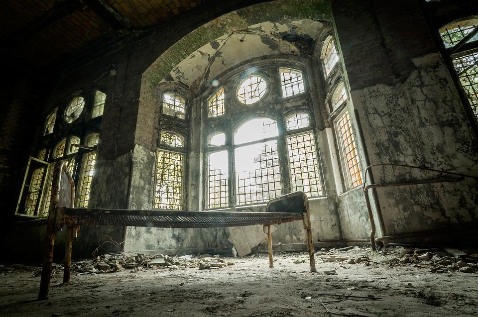 Free photo: Urban, Urbex, Lostplace, Abandoned
