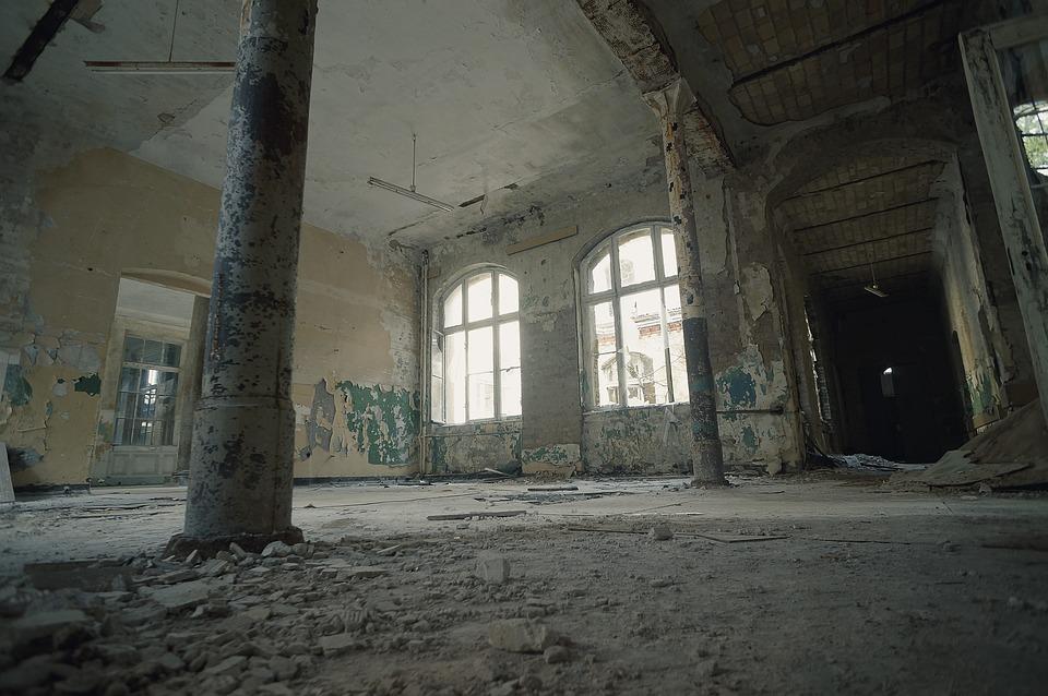 Free Photo Urban Urbex Lostplace Abandoned Free