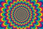 psychedelic, colours, vibrant