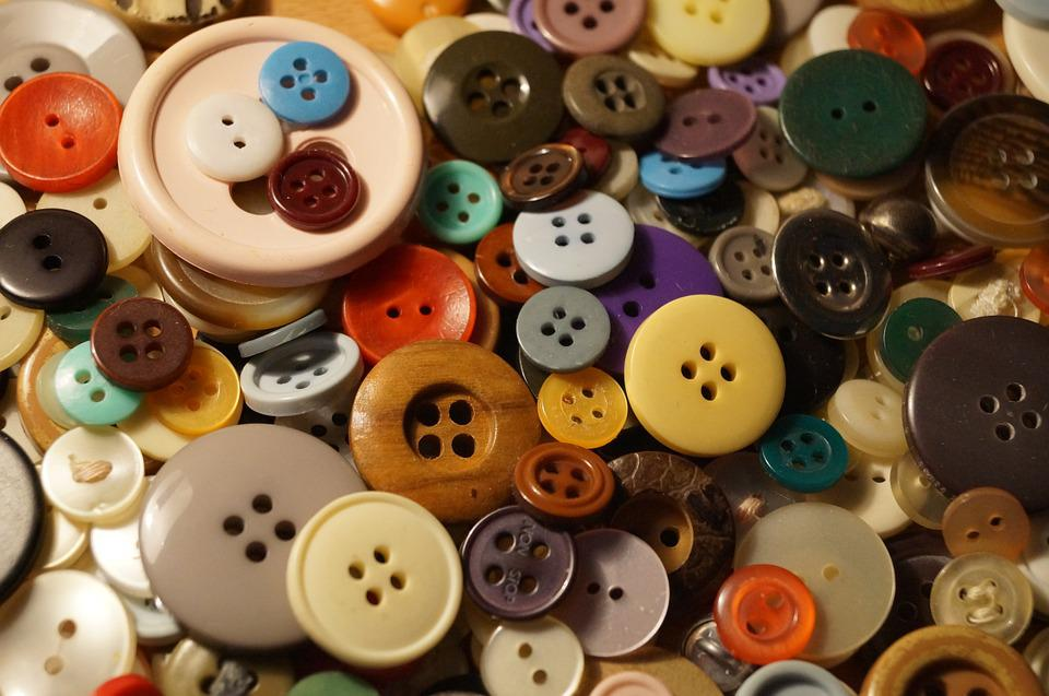 Free photo: Buttons, Colorful, Color - Free Image on Pixabay - 628818