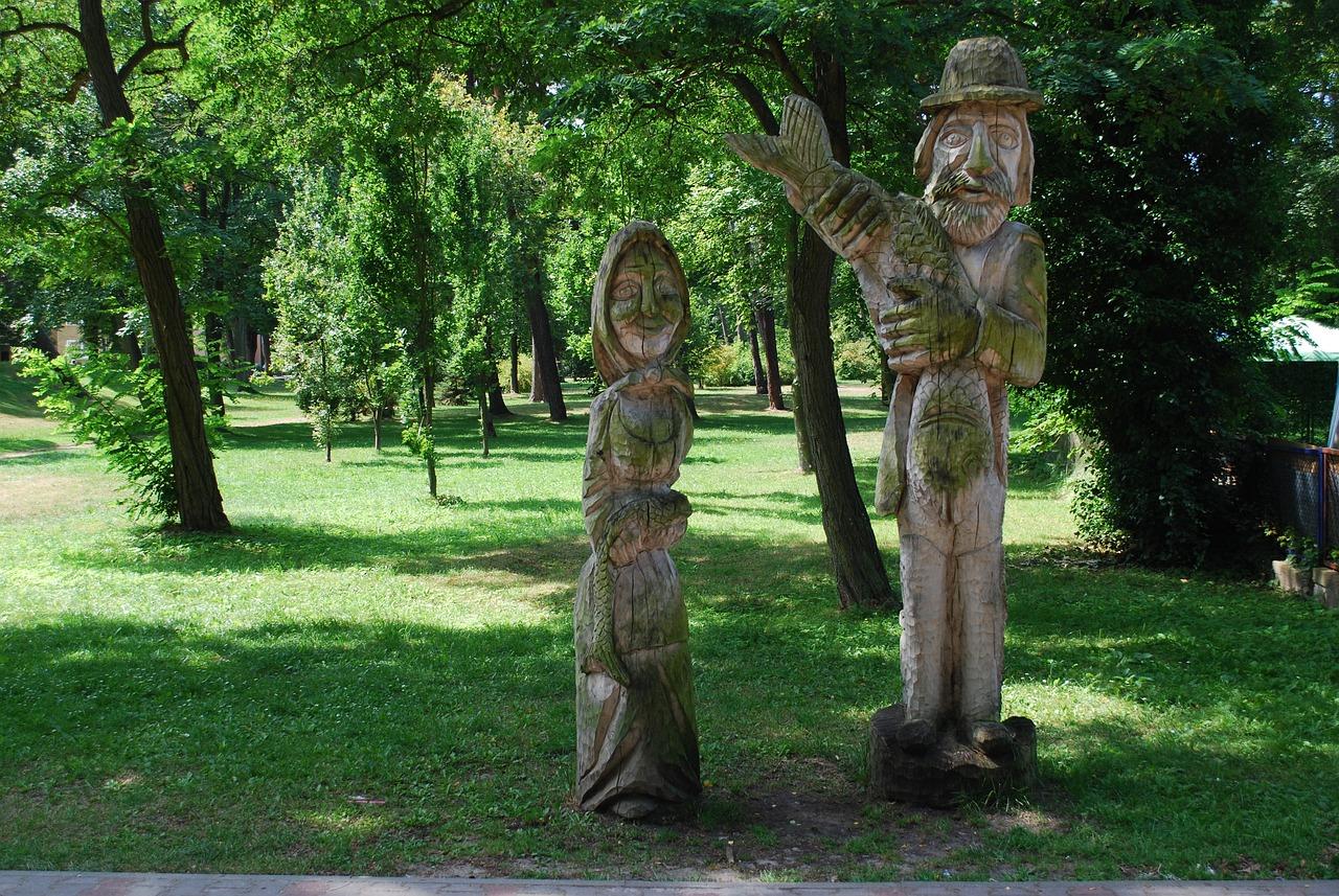 парковая скульптура картинки спросили