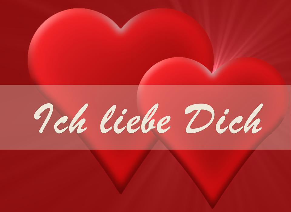 Liebe Herzen Valentinstag Kostenloses Bild Auf Pixabay