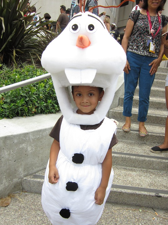b88ca826d48a Olaf Frozen Costume - Free photo on Pixabay