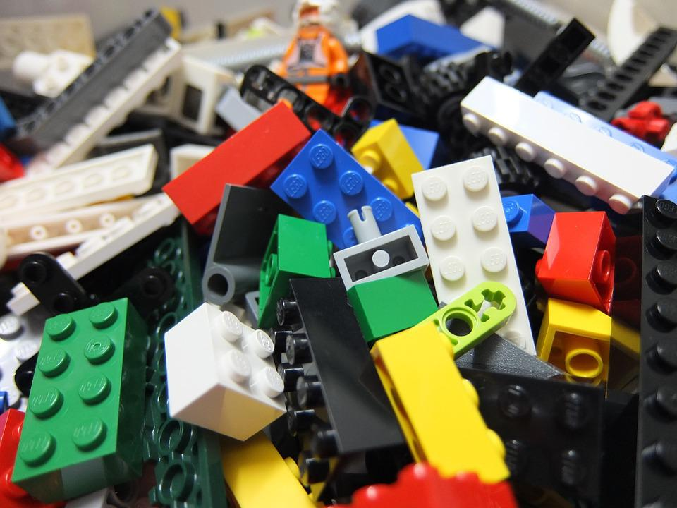 Free photo: Lego, Bricks, Toy, Plastic, Block - Free Image on ...