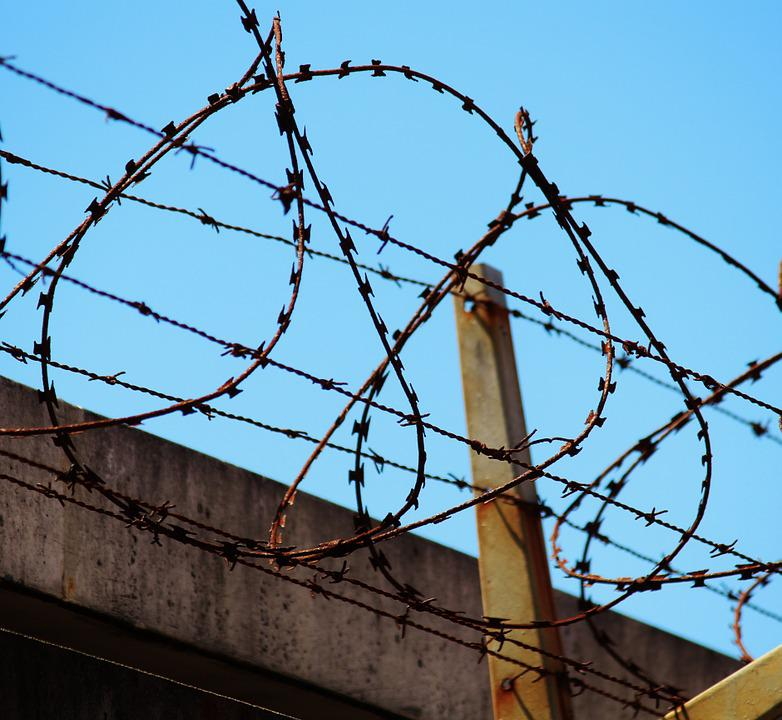 Barbed Wire Fence · Free photo on Pixabay