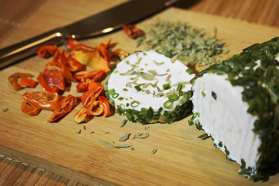 Herbed Goat Cheese Spread Recipe