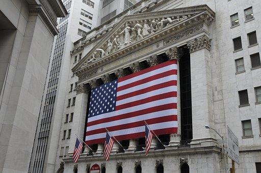 New York, Stock Exchange, Money