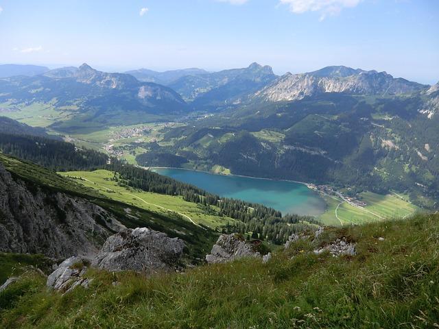 Krinnenspitze mountain free photo on pixabay for Mt vista cabina e motel