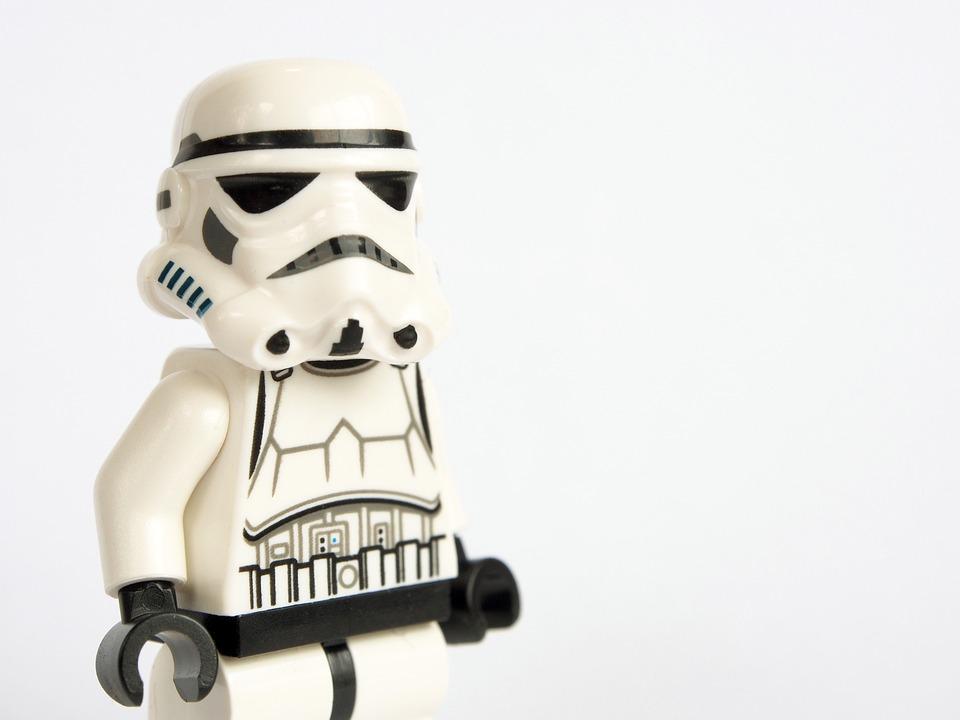 Free photo: Lego, Stormtrooper, Star Wars - Free Image on Pixabay ...