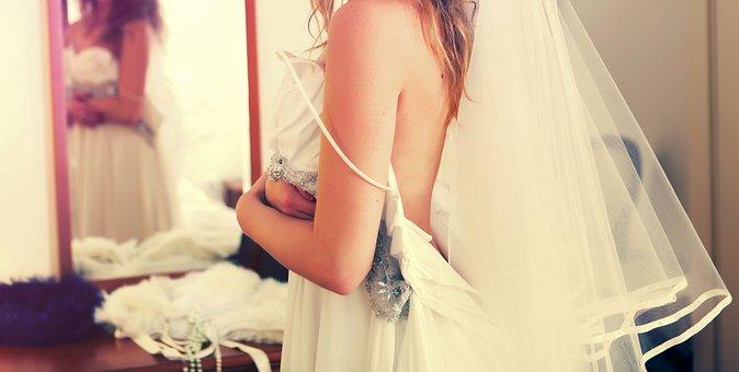 Weddings, Beauty, Bride, Love, Woman