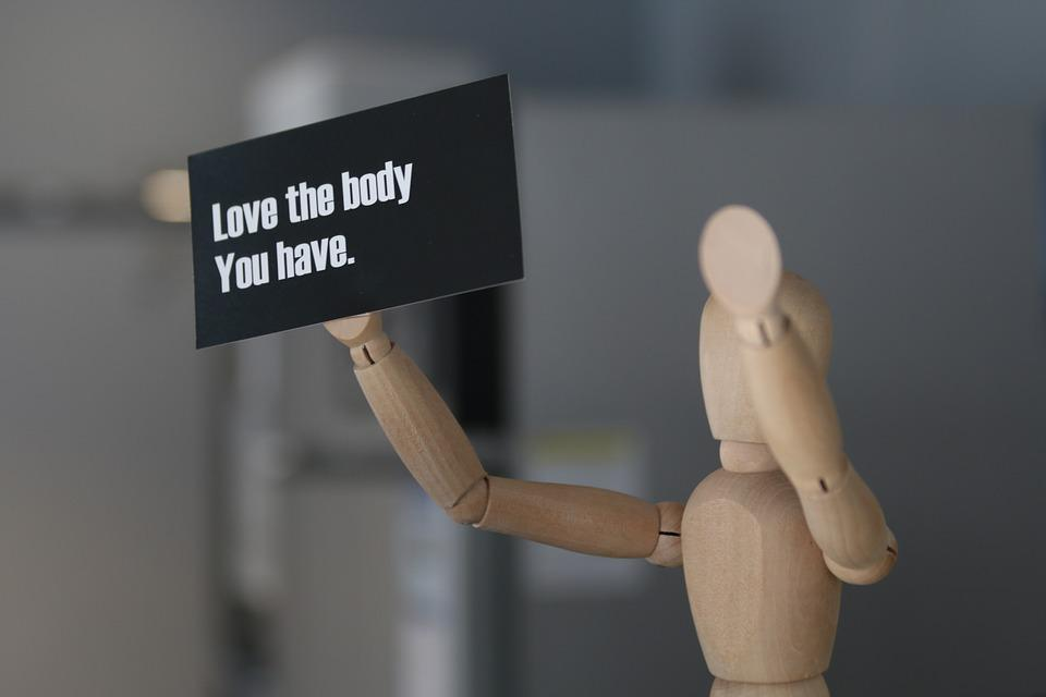Kokeshi, Message, I Love Your Body