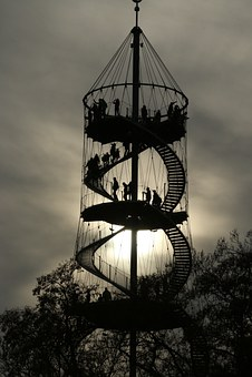 Spiral staircase 633744  340