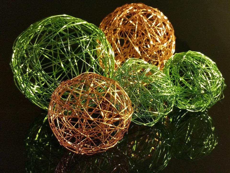 Kugel Draht Grün · Kostenloses Foto auf Pixabay
