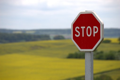 Stop, Shield, Traffic Sign, Road Sign