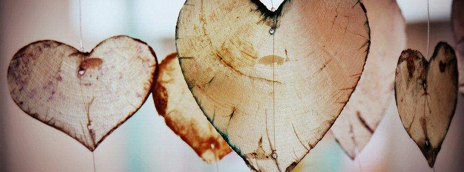心, 愛, バレンタイン, ロマンス, ロマンチックな愛, 恋愛中です