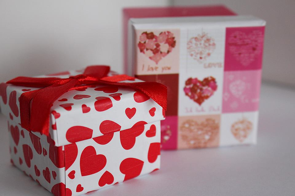 Gift Box Valentine S Free Photo On Pixabay