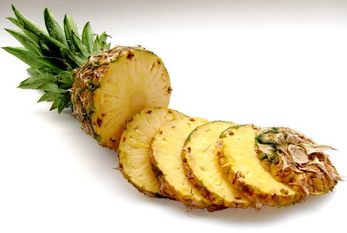 Pineapple, Slices, Fruit, Vitamins