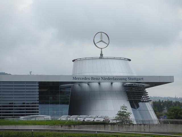 Mercedes Benz Star Logo >> Free photo: Mercedes Benz, Stuttgart, German - Free Image on Pixabay - 636942