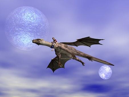 Dragon, Fantasy, Creature, Mythology