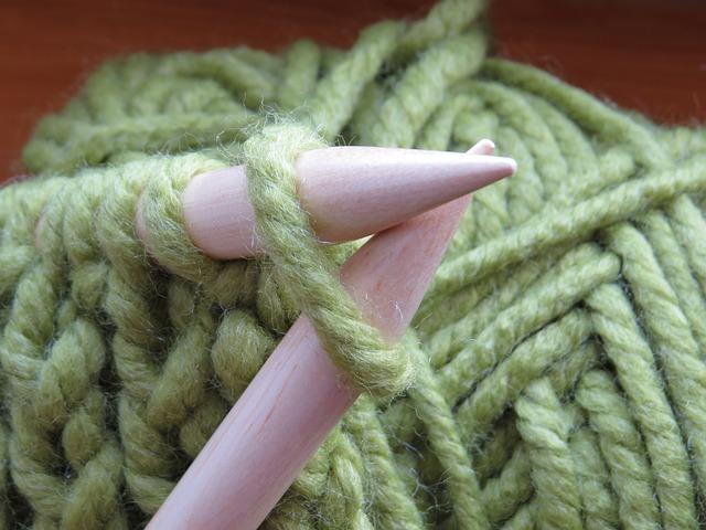 stricken stricknadeln wolle 183 kostenloses foto auf pixabay