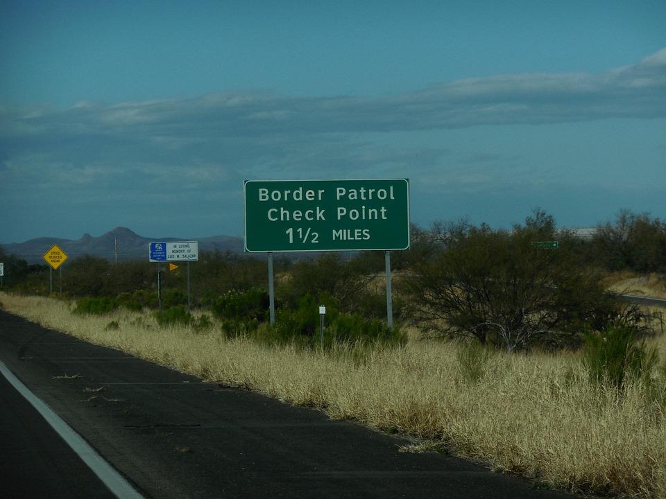 free photo  united states  border patrol