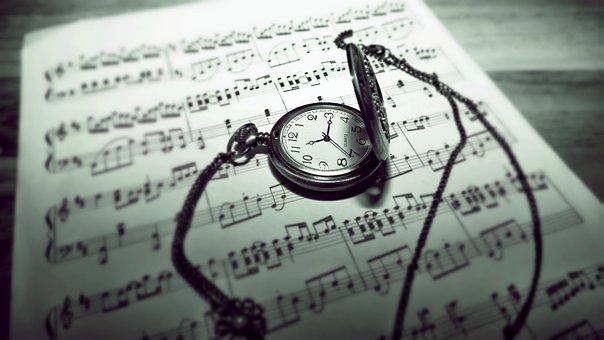 Feuille De Musique, Note