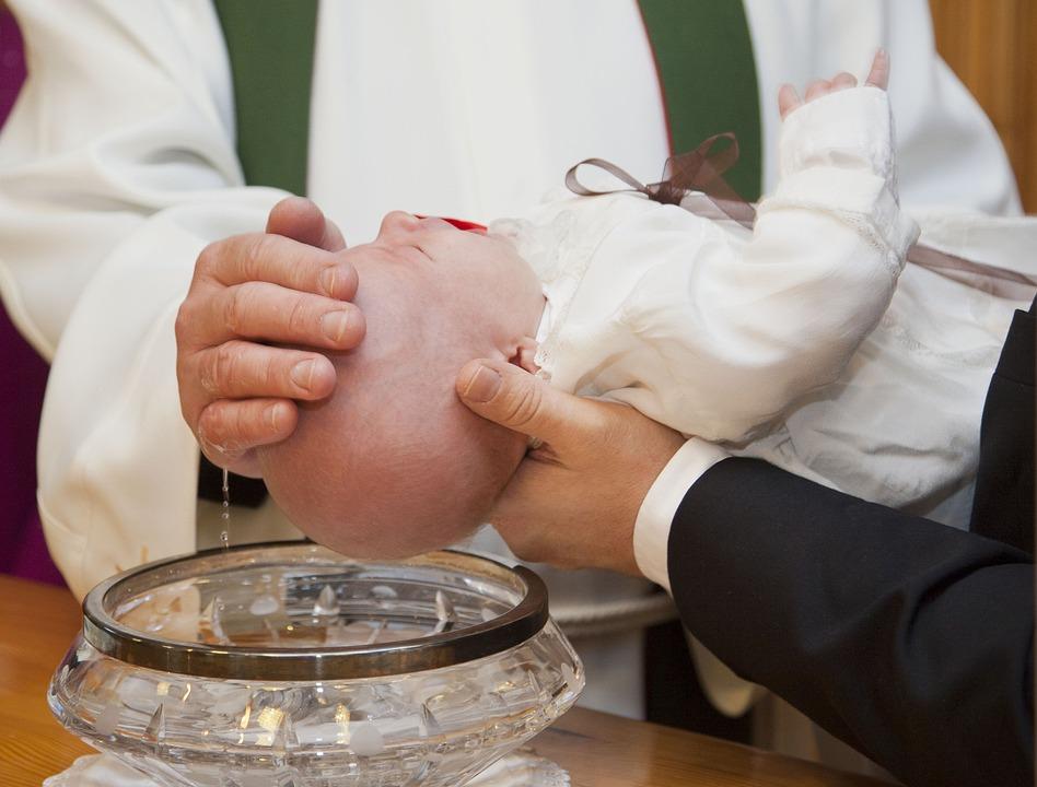 Sprüche, Taufe