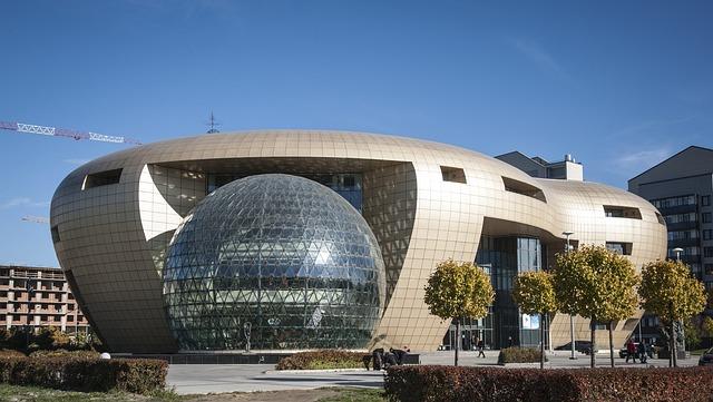 Photo Gratuite Architecture Moderne Baltic Pearl Image